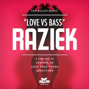 topbillinmusic TBMP3065cover 300x300 Raziek   Love vs Bass EP