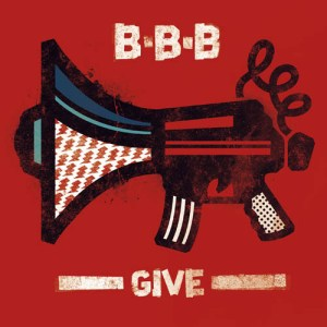 BBB Give 300x300 Balkan Beat Box (BBB)   Give