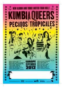 Kumbia Queers Poster