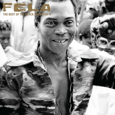 0114 Fela Kuti   The Best Of The Black President 2