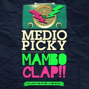 mambo clap cover art