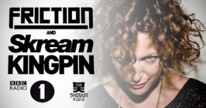 friction skream 300x158 Friction & Skream Ft. Scrufizzer, P Money & Riko Dan   Kingpin