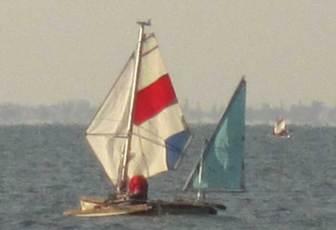 Bob Sailing Away