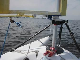 Wing Sail Controls