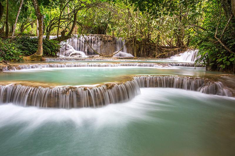 Kuang Si Falls Hd Wallpaper 21 Of The World S Most Amazing Natural Swimming Pools