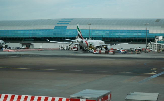 Dubai International Airport United Arab Emirates Dxb Dubai International Airport Terminal 1