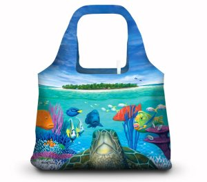 Turtle Tote Bag Design
