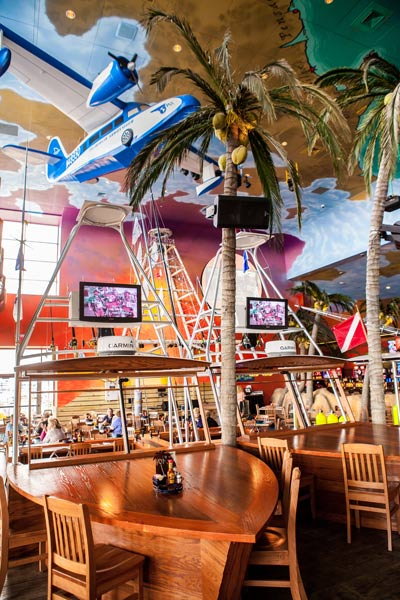 Fun Day At Margaritaville Casino And Restaurant Biloxi Ms