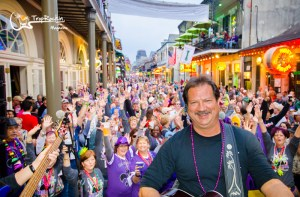 Pardi Gras: Parrot Heads Take Over the French Quarter