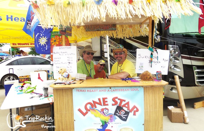 Parrot Head Clubs Host Jimmy Buffett Tailgating Events in Frisco, TX
