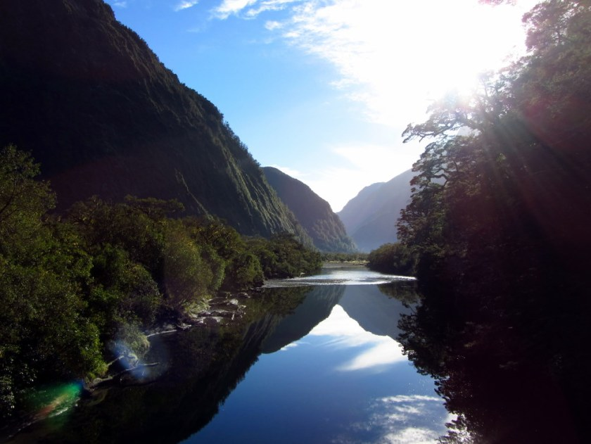 Day 4 on Milford Track