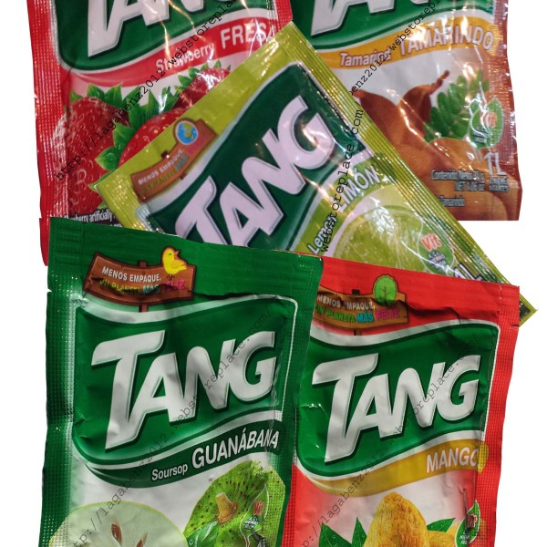 TANG Many Flavors No Sugar Needed 25g Drink Mix 5 packets Select Your Flavors