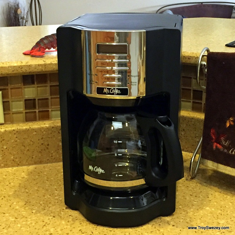 How to disable the super loud beeping on a Mr Coffee maker model