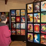 Viewing the Moonalice Poster Collection 1