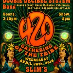 2016 Moonalice 420 Gathering of the Tribe at Slim's