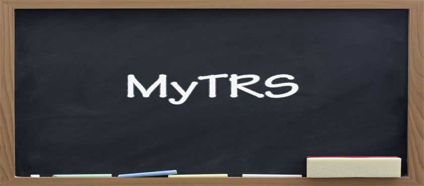 Welcome to MyTRS!