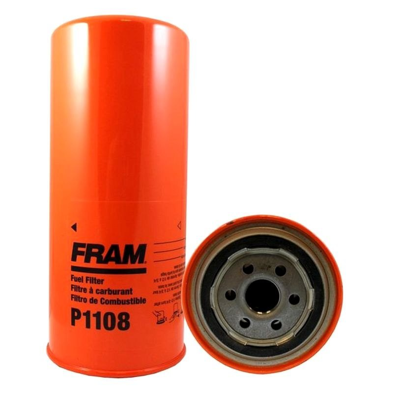 Fram® P1108 - Secondary Spin-On Diesel Fuel Filter - TRUCKiD