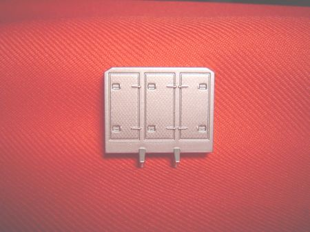 Diamond Plate Cabinet Headache Rack Truckin39 Little