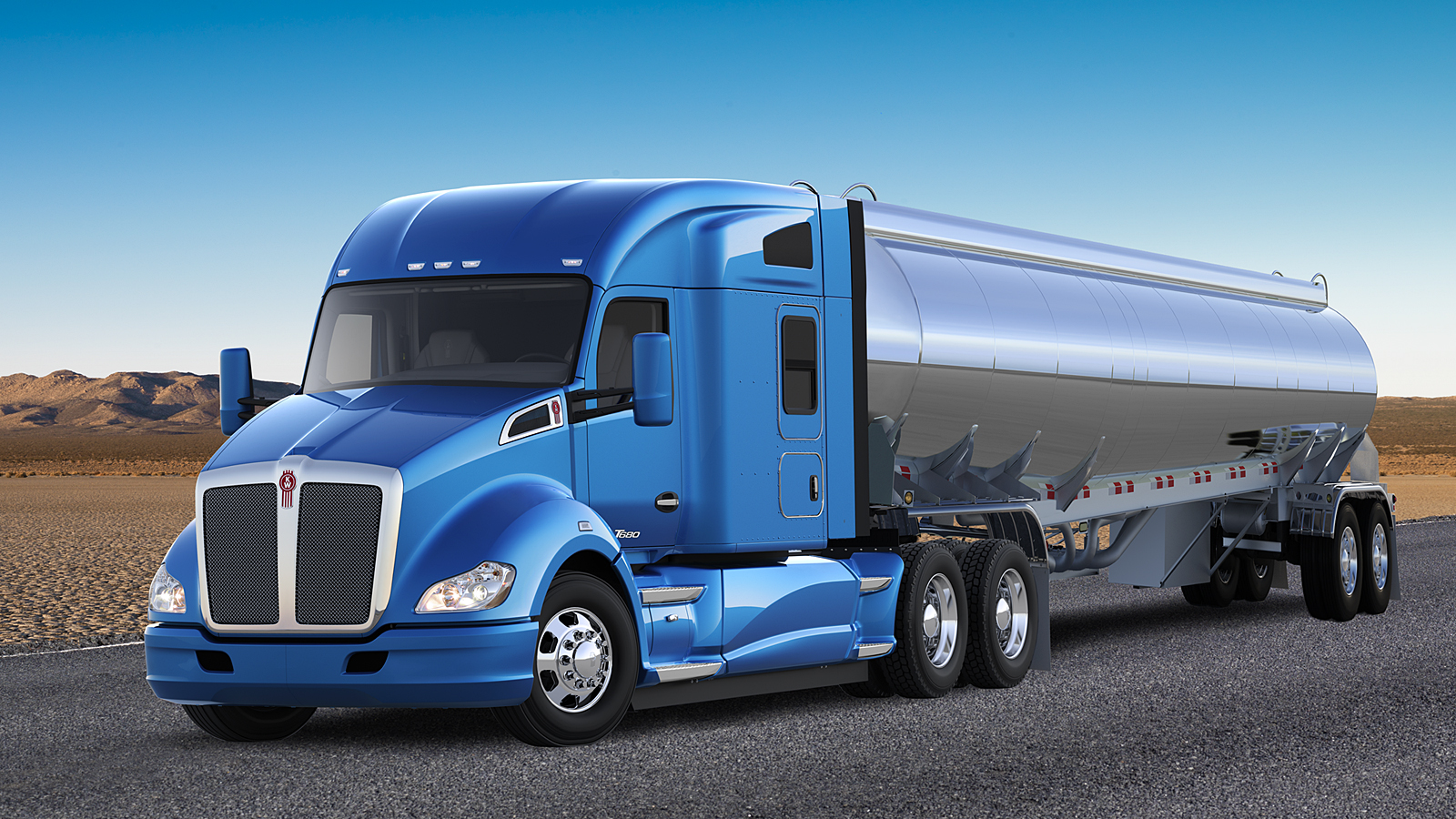 New Year 2014 Hd Wallpapers Kenworth Launches W900 Spin Off Improves Efficiency Of