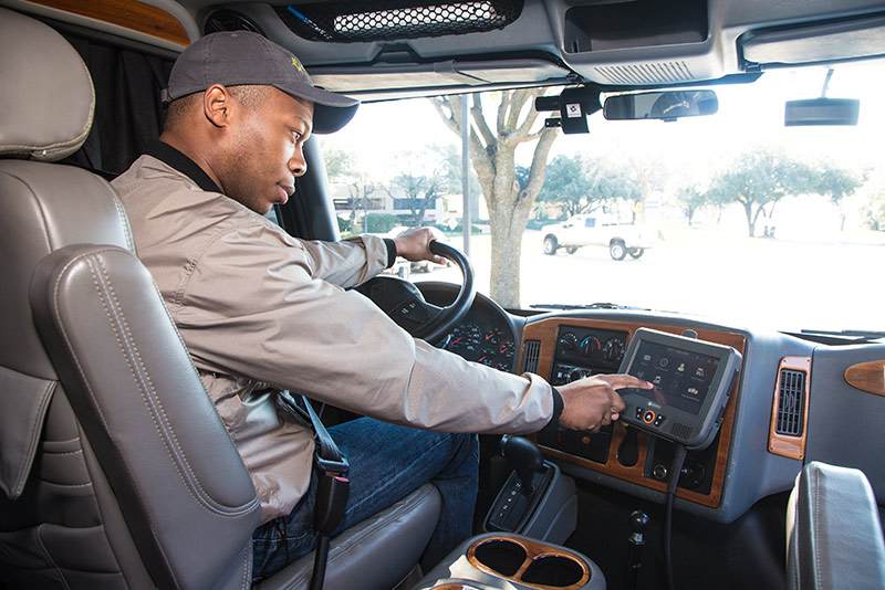 Electronic Logging Devices A Struggle for Truckers Trucks