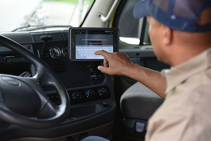Five Ways the Electronic Logging Device Is Changing Trucking