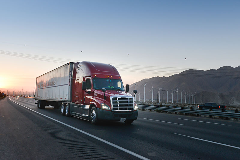 Trucking Firms Fight High Driver Turnover With ESOPs Trucks - tmc trucking pay