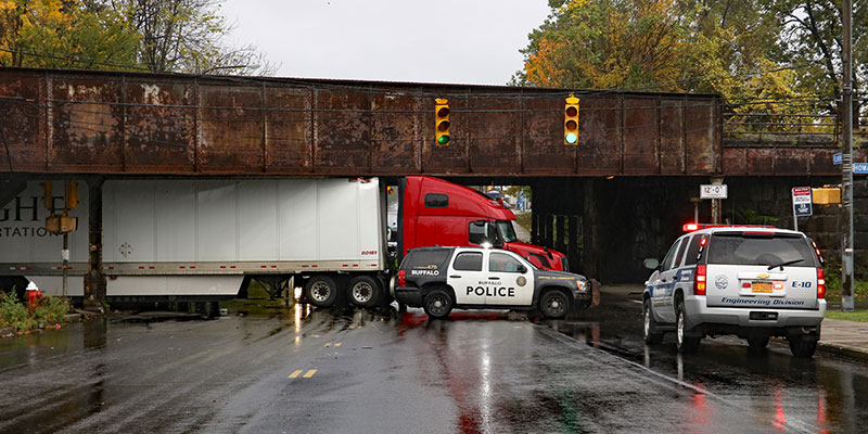 More Heavy-Duty Trucking Deaths May Be Caused by Drivers Racing the