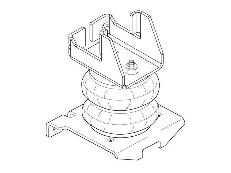 firestone air bag suspension parts