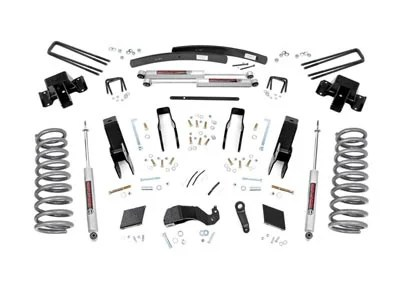Lift Kits for the 1995 Dodge Ram 2500
