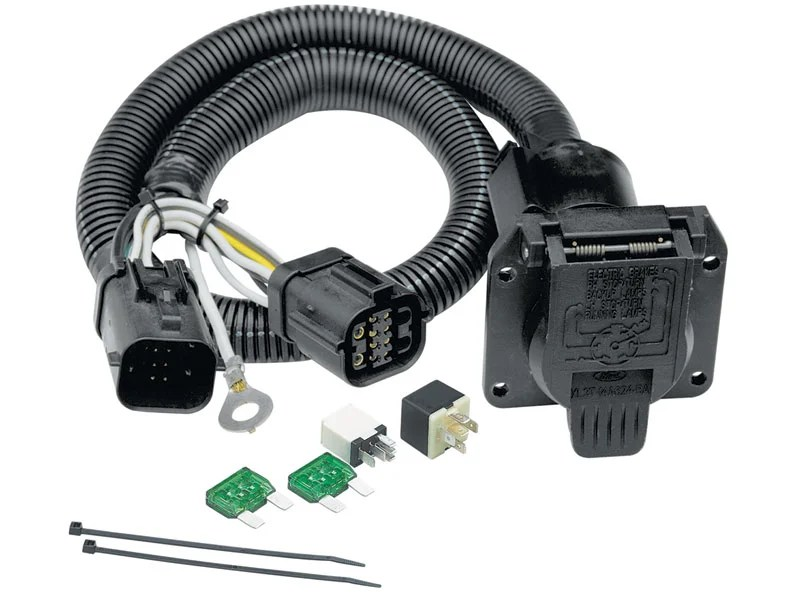 118242, Tekonsha Replacement Wiring Harness for the Ford F-150, F250