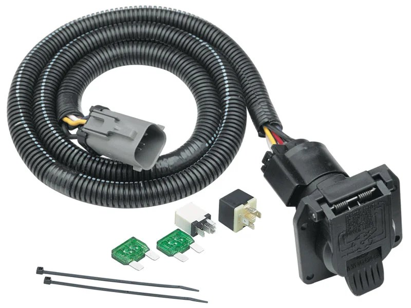 118243, Tekonsha Replacement OEM Tow Package Wiring Harness for the