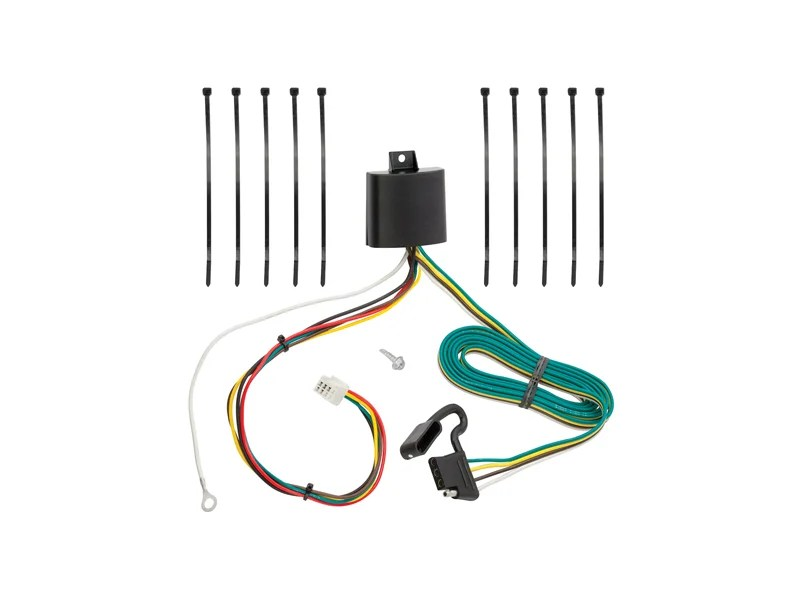 118278, Tekonsha Replacement Wiring Harness for the Mazda CX-9