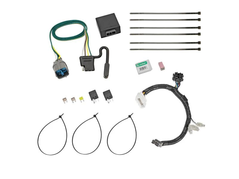 honda wiring for towing