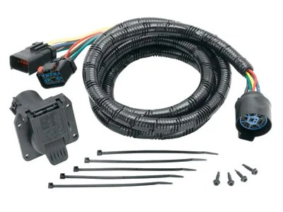5th Wheel Wire Harness Wiring Diagram