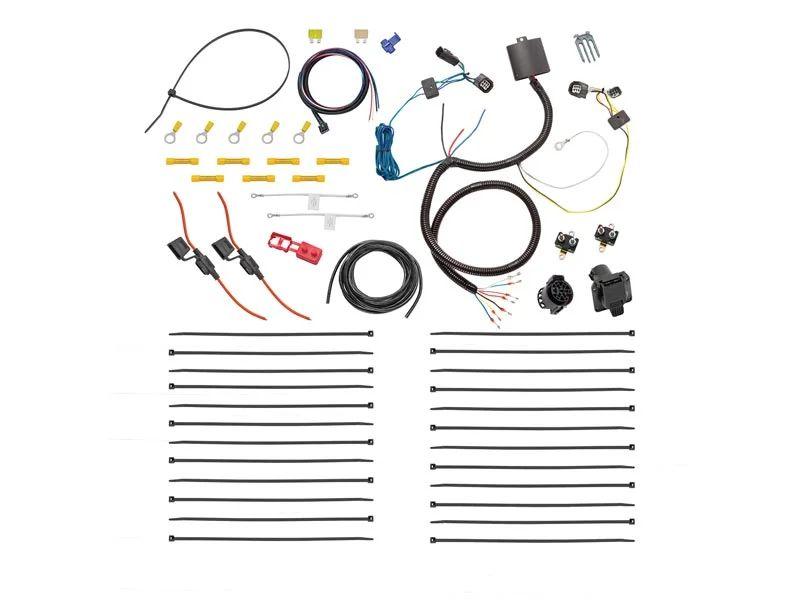 12 volt wiring harness dodge ram
