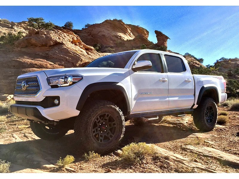 53908, Tuff Country Standard 3 Inch Lift Kit for the Toyota Tacoma