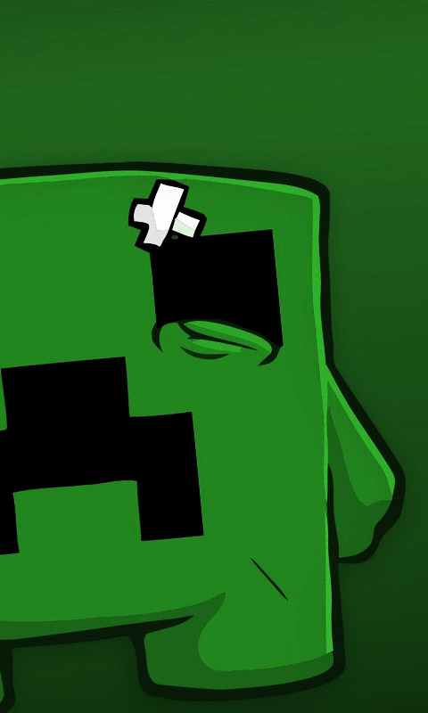 Creeper Wallpaper Hd Descargar Fondos De Pantalla De Minecraft Trucos Galaxy