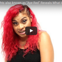 "Angeleah Speights also known as ""Aye Red"" Reveals What Is In Her Instagram Direct Messages"