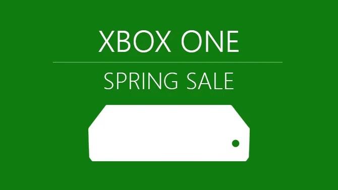Xbox One Spring Sale Roundup