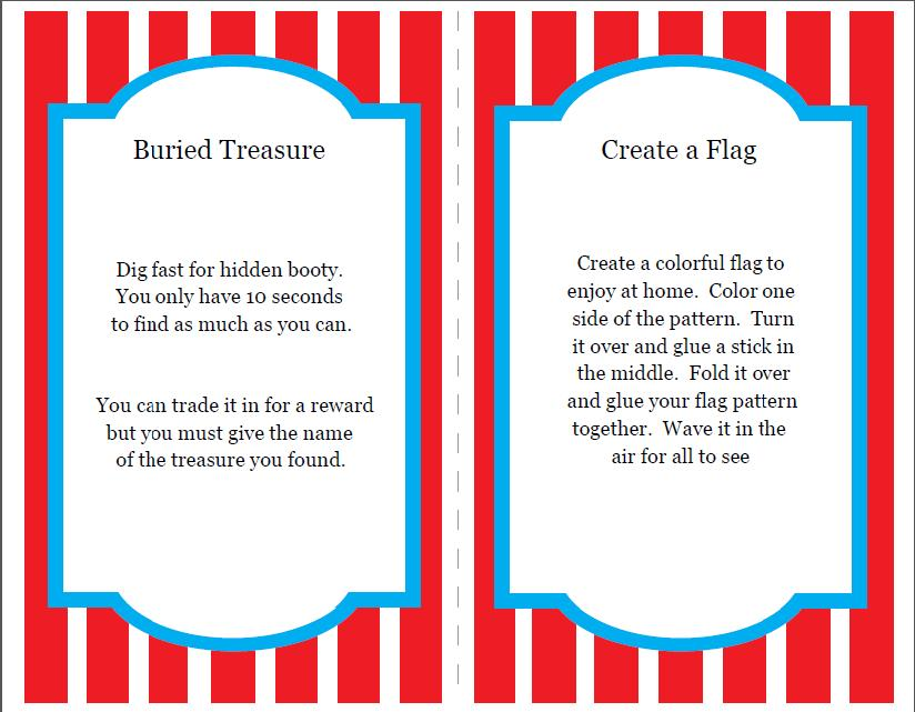 Throw an Educational Carnival Party Games, Printables, Food! True Aim