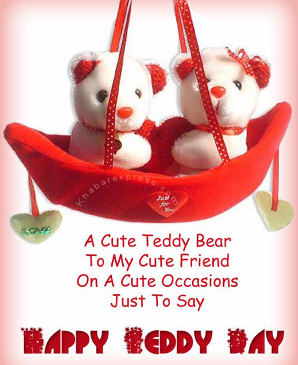 Husband Wife Funny Quotes Wallpaper Cute Happy Teddy Bear Day Saying Quotes Pictures