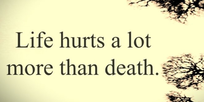 awesome-sad-quotes-about-life-6jpg (660×331) love Pinterest - thank you notes sample