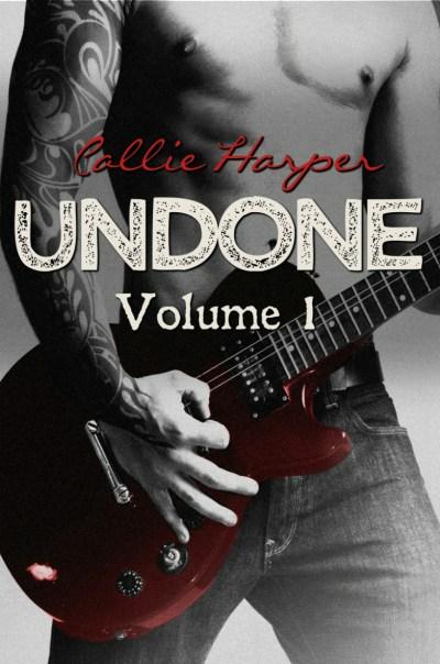 Undone Volume 1 Ebook Cover