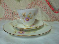Beautiful Tea Cup and Saucer Beautiful Vintage Duchess ...
