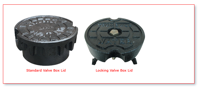 Valve Box Lids Trumbull Manufacturing Inc