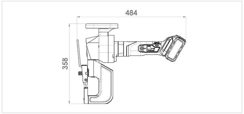 ktp 445a wiring diagram