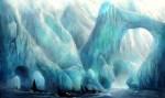 Passing Ice Paradise