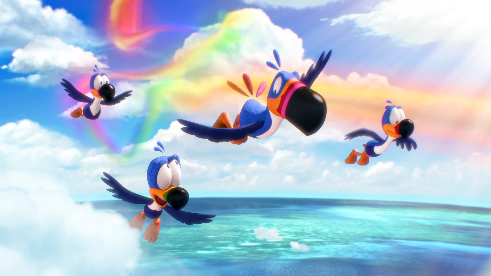 Moustache Wallpaper Hd Trust Toucan Sam Follows His Nose To A New Dimension With
