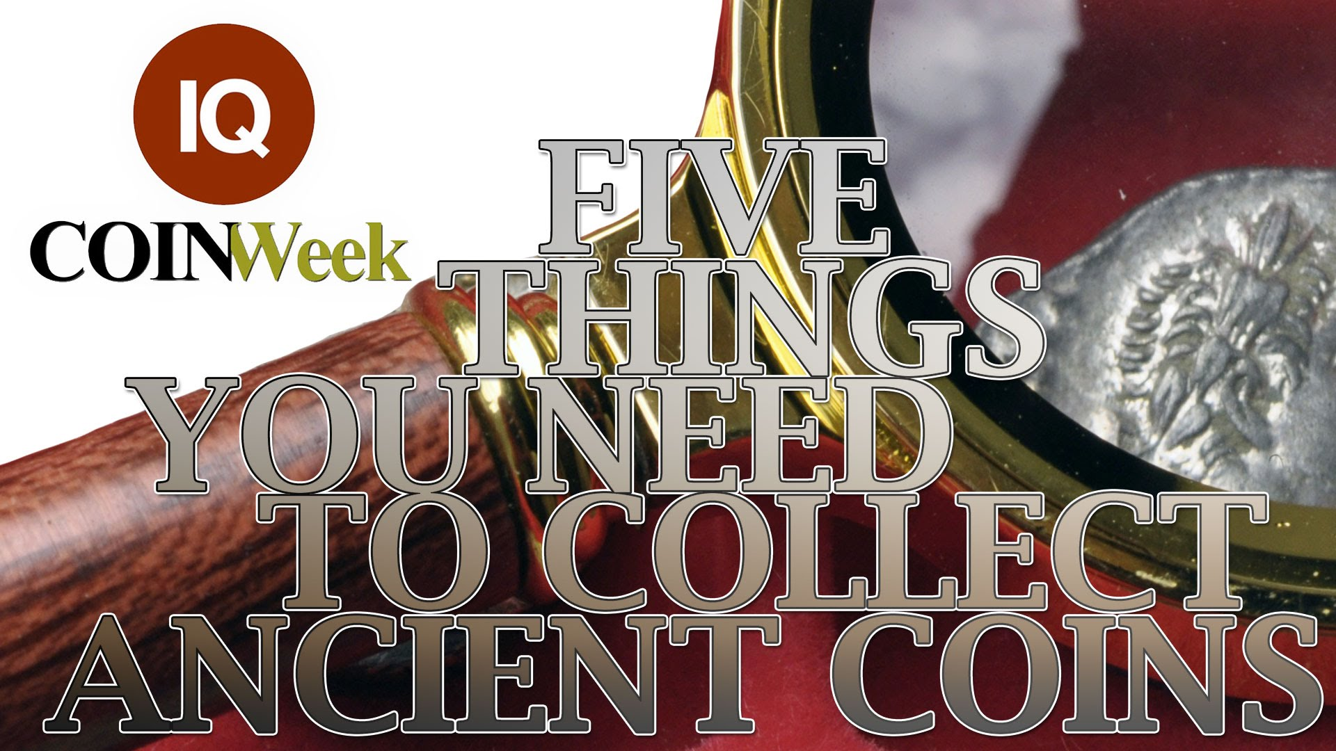 5 Basic Things a BEGINNER Ancient Coin Collector Needs