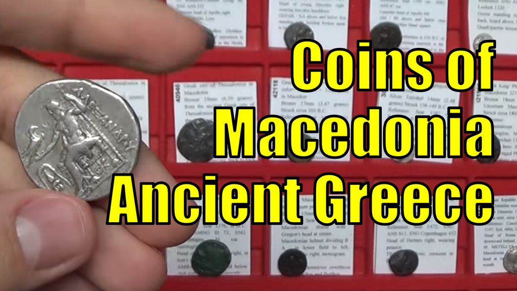 MACEDONIA Greece ANCIENT GREEK COIN Collecting Guide